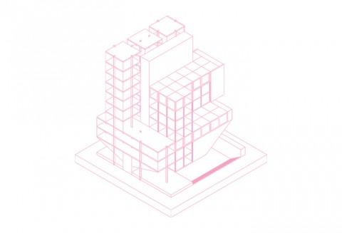 Hybride toren